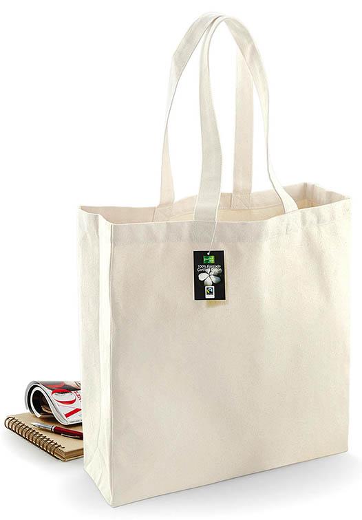 73b1090322ea Klasyczna torba bawełniana Fairtrade