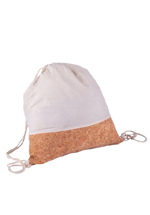 Plecak korkowo-bawełniany