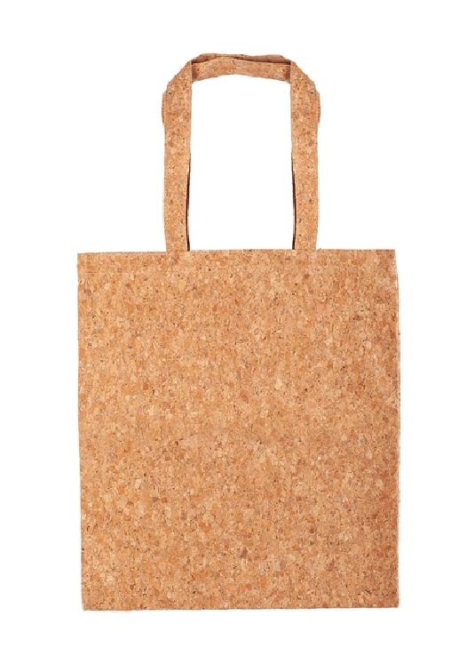 torba z korka na zakupy
